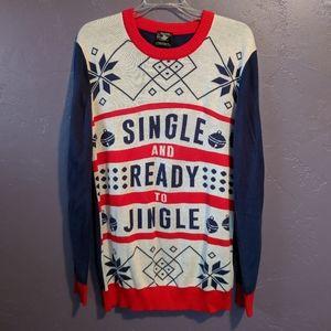 Christmas Sweater ✨ Single & Ready to Jingle